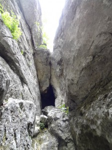 Soča Source