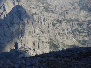 Shadow of Triglav Tower
