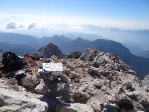 Triglav Summit